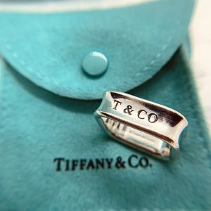 PENDING PURCHASE Tiffany & Co. 1837 Square Ring